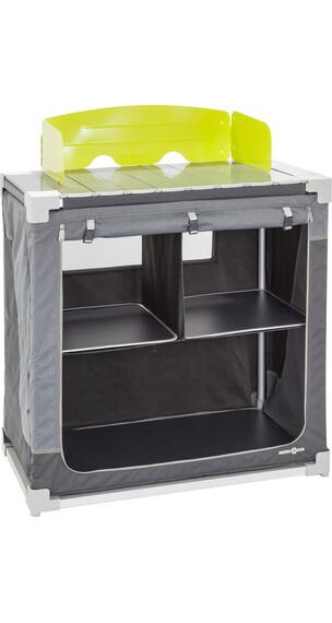 Brunner Jum-Box 3G CT Küchenbox grau/grün